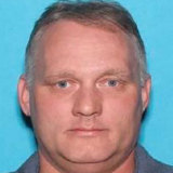 A Pennsylvania Department of Motor Vehicles ID picture of Robert Bowers, the suspect in the attack.