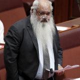 Labor's Pat Dodson retained his WA Senate spot.