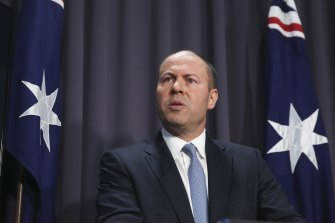 Treasurer Josh Frydenberg has played down the prospect of the government introducing a levy to help fund aged care.