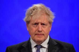 Boris Johnson also has famous hair.