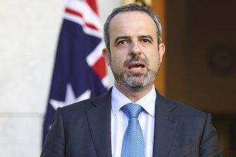 Australian Medical Association president Omar Khorshid.