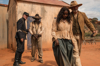 Sweet Country, Thornton's second feature film, received a five-minute ovation at the 2017 Venice Film Festival.