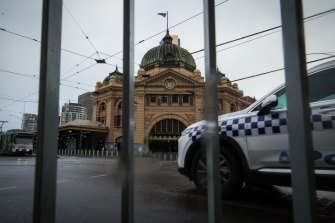 Melburnians woke up to tougher lockdown measures on Tuesday.