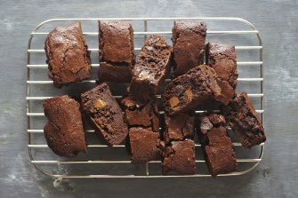 Nathan Sharp is accused of selling marijuana-laced chocolate brownies.