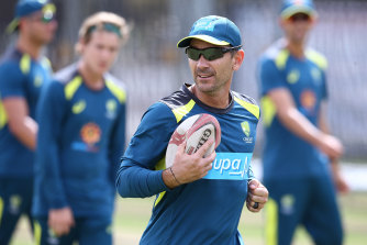 Justin Langer has posted a message on LinkedIn which has left some perplexed.