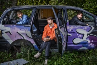 Peter Bjorn and John find song-writing strength in their differences.