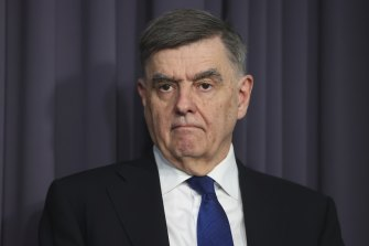 Health Department Secretary Brendan Murphy