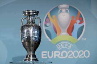 Euro 2020 has been postponed for a year due to the coronavirus pandemic.