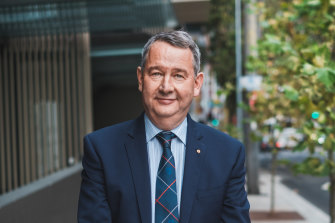 Australian Catholic University vice-chancellor Greg Craven.
