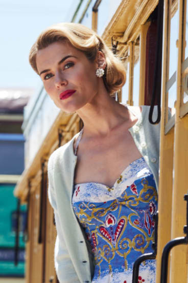 Rachael Taylor says the film is a 'love letter to Sydney'.