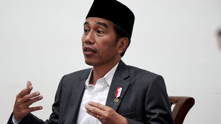 Indonesian President Joko Widodo has thrown his support behind Australia joining ASEAN.