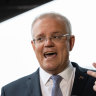 Remember the recession: Scott Morrison points to last downturn