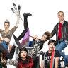 Clowns and acrobats back addictive punk rock