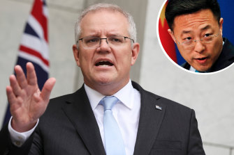 How Australia landed in China's crosshairs