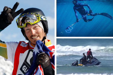 Olympic snowboarder Alex 'Chumpy' Pullin found lifeless on the ocean floor