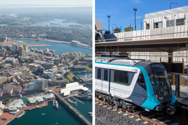 Pressure builds on government to build one extra metro station in Sydney