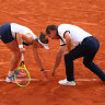 Krejcikova survives match point madness to reach French Open final