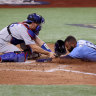 Rays come up short in game five as Dodgers retake World Series lead