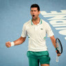 Djokovic ends Karatsev's dream run to make ninth Australian Open final, says injury recovery surprised him