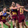 'We just need a point': Lions leave it late but kick Bulldogs out of top four