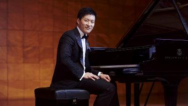 Pianist Kristian Chong.
