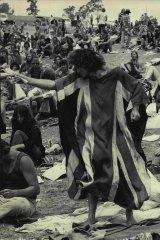 The Wallacia Pop Festival, January 1971.