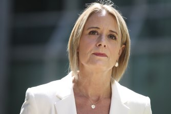 Labor Senator Kristina Keneally is determined but there's often an off-key note to her headline-seeking efforts.