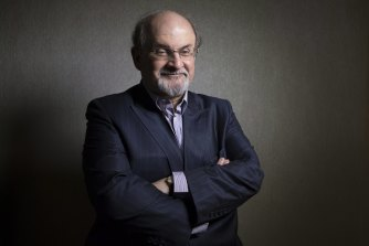 Salman Rushdie embraces the influences of science fiction in Quichotte.