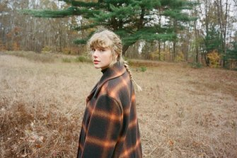 Taylor Swift's surprised when the world when she announced plans for her second album this year, Evermore.