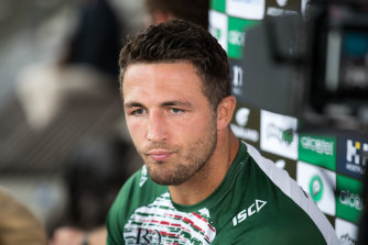 The NRL will investigate the allegations against Sam Burgess.