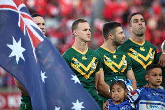 The Rugby League World Cup will now be staged in 2022.