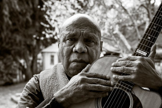 Archie Roach sang about the Stolen Generation.