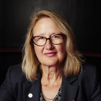Professor Helen O'Connell.