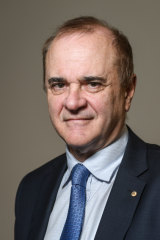 AMA Victoria president Associate Professor Julian Rait.