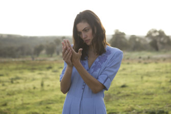 Phoebe Tonkin in Bloom. Stan has ordered a second season.
