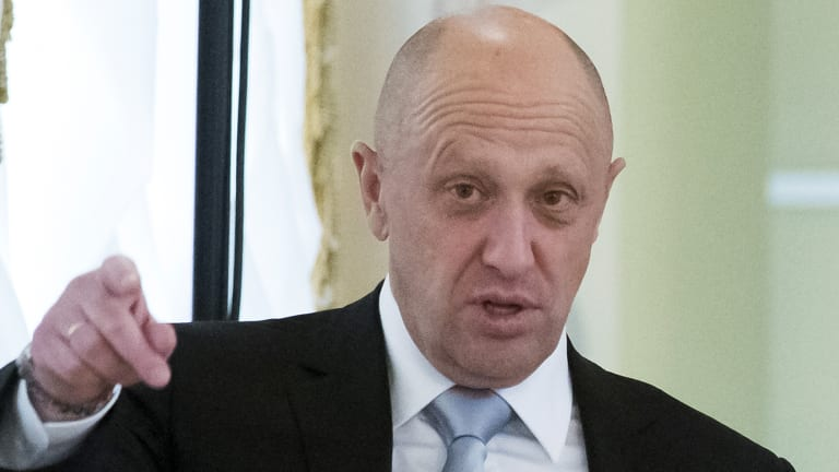 """Yevgeny Prigozhin was one of those indicted in the US' Russia probe. The entrepreneur from St Petersburg has been dubbed """"Putin's chef"""" by Russian media."""