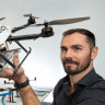 QUT develops flight system as the air up there fills with drones