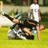 Wanderers net late winner to down Glory in FFA Cup