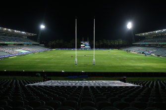 The NRL and its clubs are at loggerheads over funding.
