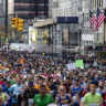 New York City Marathon cancelled due to COVID-19