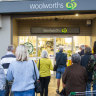 Supermarkets can't mask their own store frailties