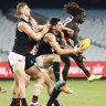 Victorian clubs on the move as AFL fixture options evaporate