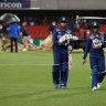Gold Coast rain wins again but India still in series