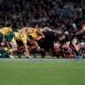 Bledisloe Cup has become a sideshow to rugby's boardroom circus