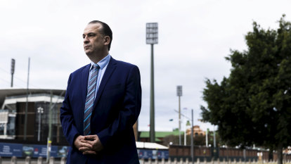 Ploughing the field for the AFL: how V'landys sees race