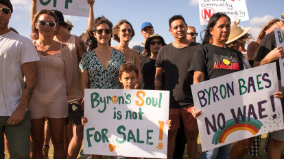 'They've got a big fight on their hands': US giant Netflix gets dose of reality in Byron Bay