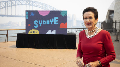 'Bring a bit of happiness' to Sydney's sky on New Year's Eve