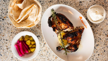 This new charcoal chicken restaurant will keep both easties and westies happy