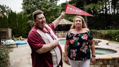 Fool or hero? Australians in America bridge their divides over Donald Trump