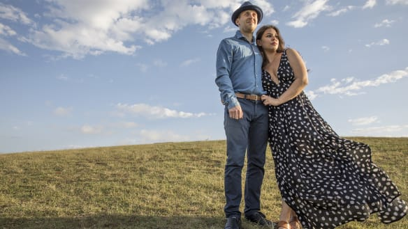 Two of Us with Simon Tedeschi and Loribelle Spirovski: 'I was intrigued'